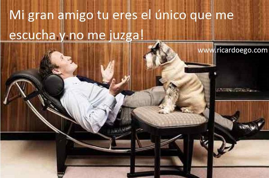 Hablando-con-el-perro