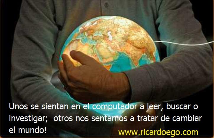 abrazar el mundo