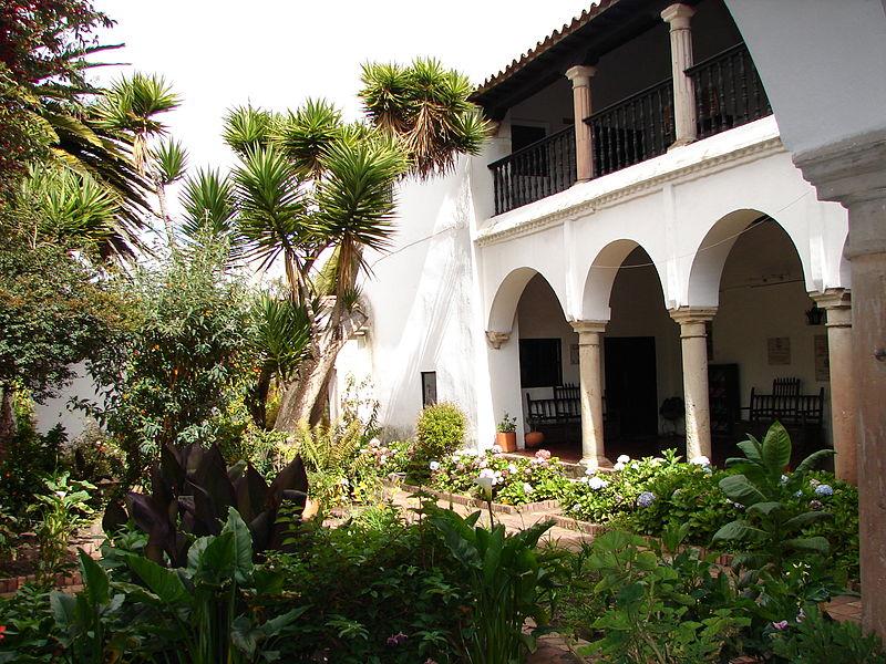 Jardín_interior_de_la_Casa_Museo_Don_Juan_de_Vargas